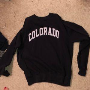 Brandy Melville colorado sweatshirt!!!!